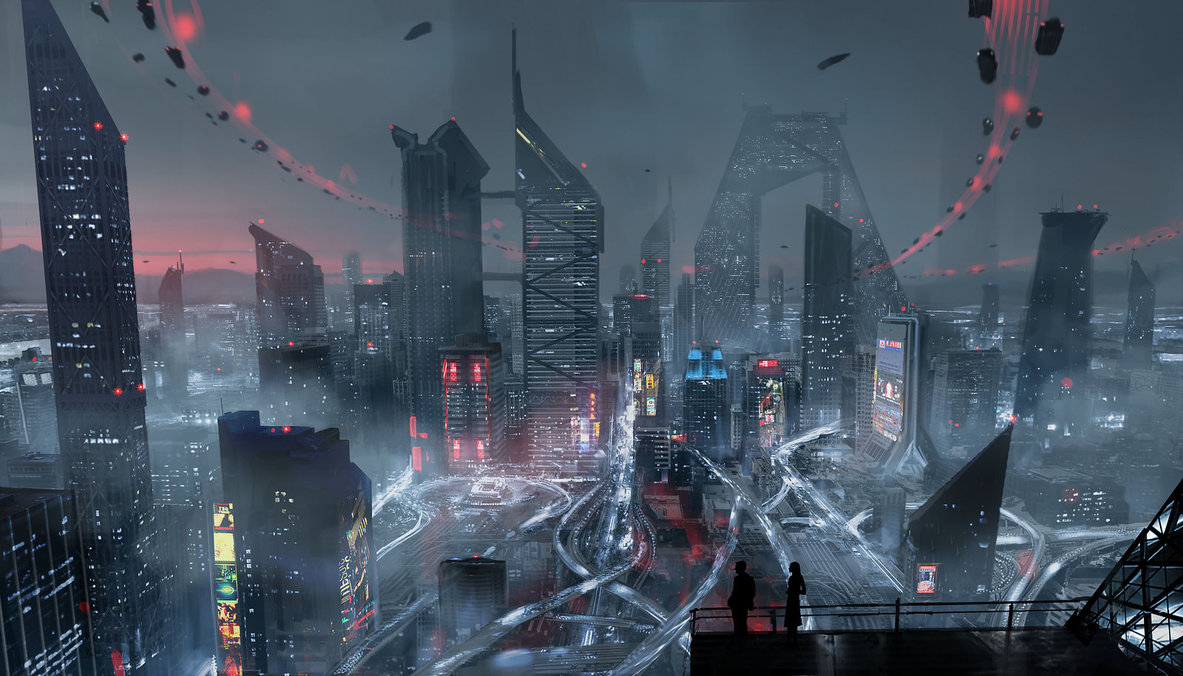 Bay City in Altered Carbon